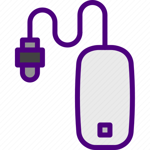 device, gadget, mouse, phone, technology icon