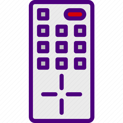 device, gadget, phone, remote, technology icon