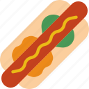 cooking, dog, eat, food, hot, kitchen, meal icon