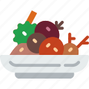 cooking, eat, food, kitchen, meal, salad icon