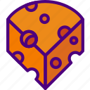 aged, cheese, cook, eat, food, kitchen, meal icon