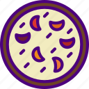 cook, eat, food, kitchen, meal, pizza icon