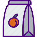cook, eat, food, kitchen, meal, takeaway icon