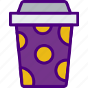 coffee, cook, cup, eat, food, kitchen, meal icon