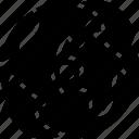 area, around, gps, land, map, pin, world icon
