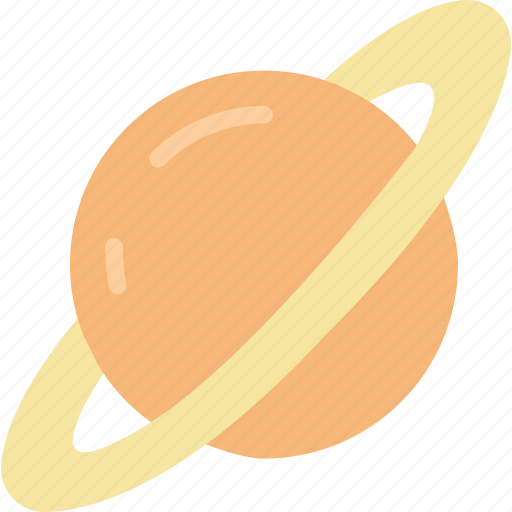 exploration, nasa, rocket, saturn, space, universe icon