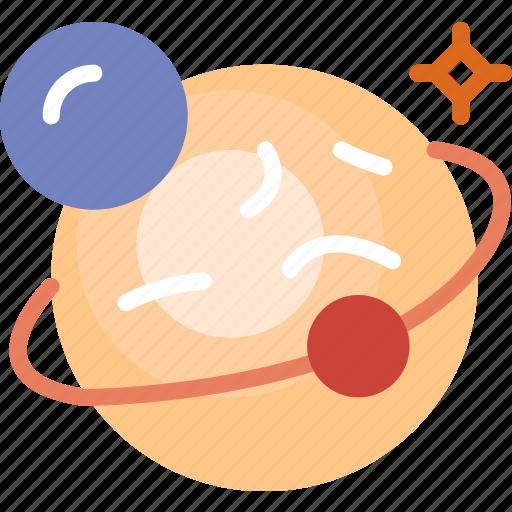 exoplanet, exploration, nasa, rocket, space, universe icon