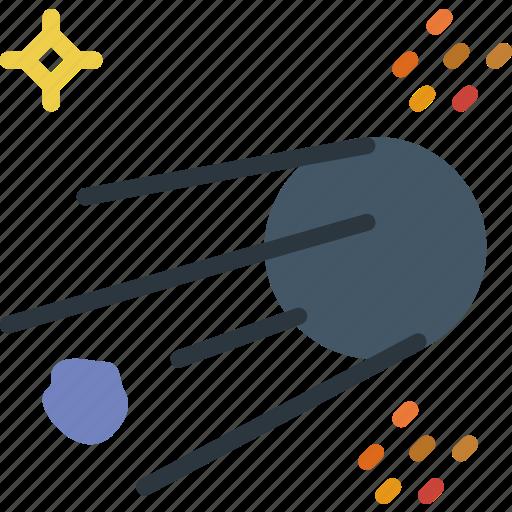 exploration, nasa, rocket, satellite, space, universe icon