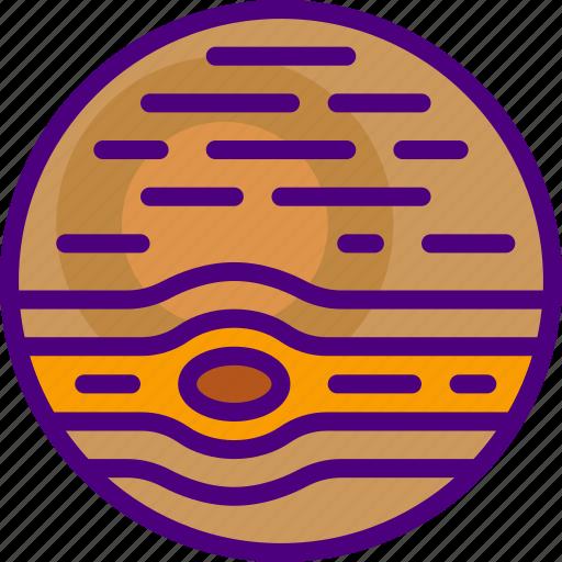 exploration, jupiter, nasa, rocket, space, universe icon