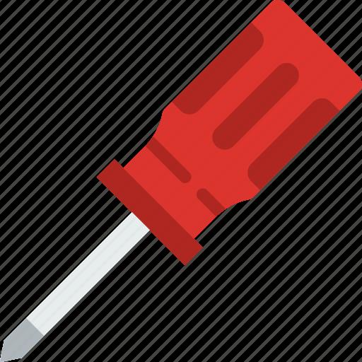 appliance, carpentry, device, instrument, screwdriver, work icon
