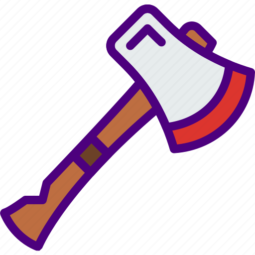 appliance, axe, carpentry, device, instrument, work icon