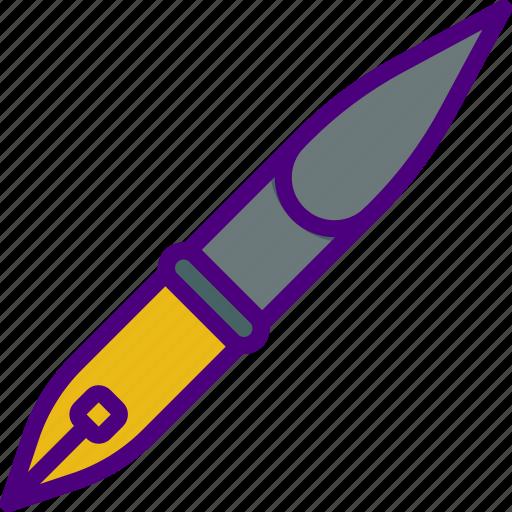 appliance, carpentry, device, instrument, pen, work icon