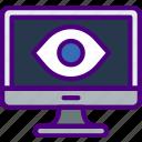 code, internet, privacy, seo, web icon