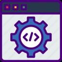 code, internet, seo, settings, web