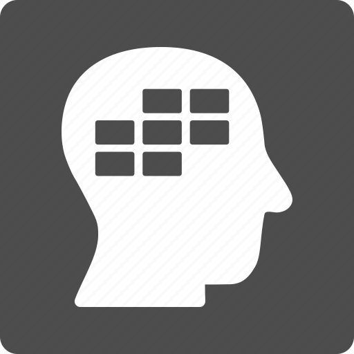 Human memory, intelligence, knowledge, mind, schedule, solution, think icon - Download on Iconfinder
