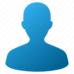 avatar, client profile, male, man, member, person, user account icon