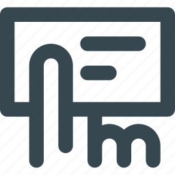 brand, business, card, id, identity icon