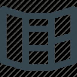 branding, commerce, commercial, design, flyer icon