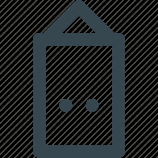 design, minimal, poster, printing, showcasing icon