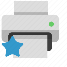 document, page, paper, print, printer, printing icon