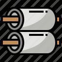 art, machine, paper, roll, rolling