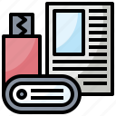 documents, data, sheets, usb, storage