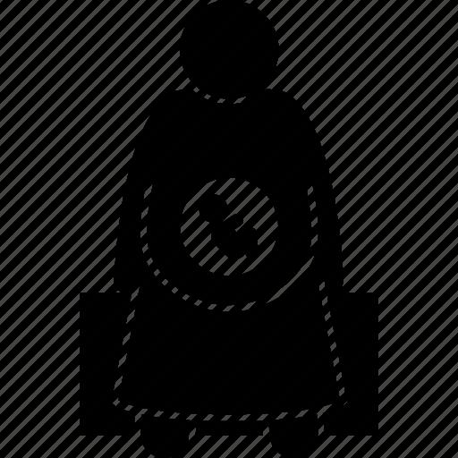 pregnancy, pregnant, priority, privilege, seat, sit, sitting icon