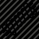 thin, prison, wire, yul902, metal, vector icon