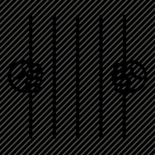 Cage, cell, crime, grid, jail, prison, prisoner icon - Download on Iconfinder