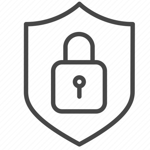 data, policy, privacy, security icon