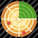 area, positional, maps, radar, technology, place, location