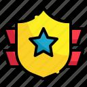 achievement, award, reward, badge, medal, prize, trophy icon