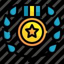 prize, medal, reward, achievement, award, winner, badge