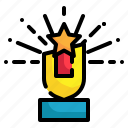 prize, reward, award, achievement, winner, trophy icon