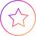 award, badge, bookmark, favorite, rating, ratings, star icon