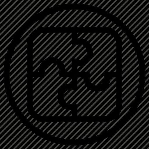 management, plan, planning, solution icon