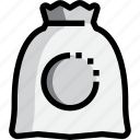 bag, packaging, product icon