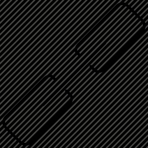 chain, hyperlink, link, url, website icon