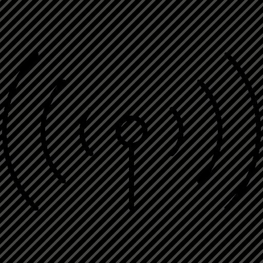 internet, reception, signal, wifi, wireless icon