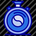 clock, concentration, meditation, practice icon
