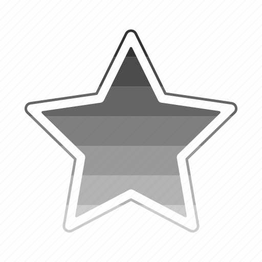 bookmark, famous, favorite, star icon