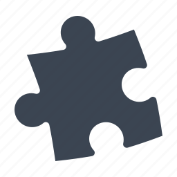 business solution, game, puzzle, strategy icon