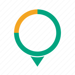 business, evaluation, monitoring, oucome, percentage, results, timing icon