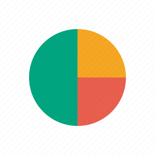 chart, dashboard, evaluation, monitoring, percentage, productivity icon