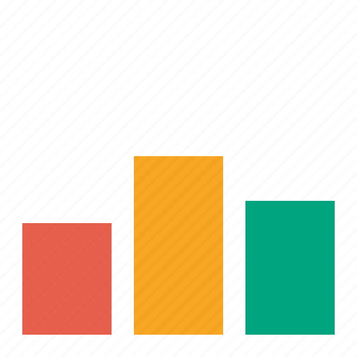 chart, dashboard, evaluation, flow, income, revenue icon