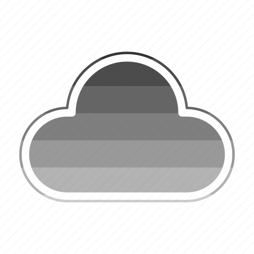 Cloud, storage, data, weather icon - Download on Iconfinder