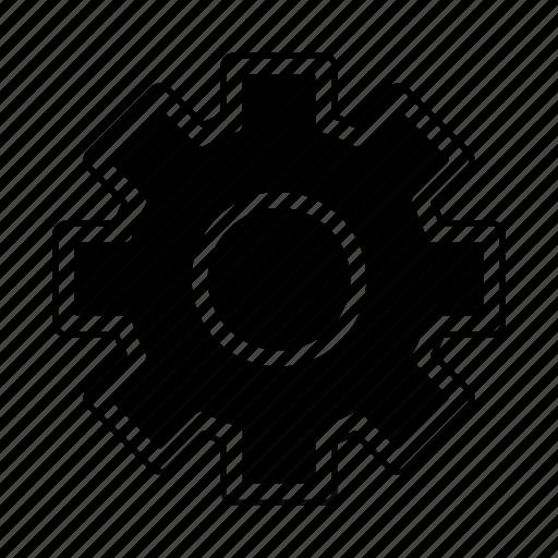 configuration, custom, gear, options, setting, settings icon
