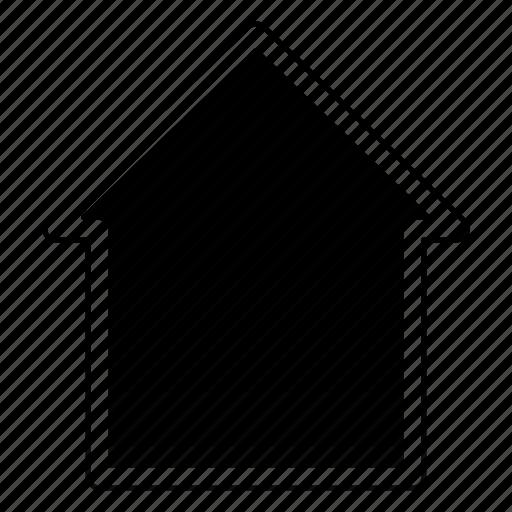 building, casa, furniture, home icon