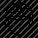 bike, hobby, safety, × helmet icon