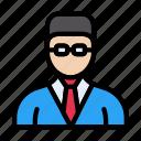 doctor, avatar, professional, man, male